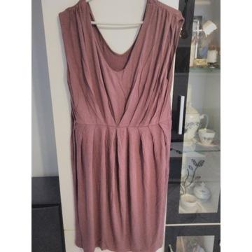 Sukienka letnia ciążowa 44