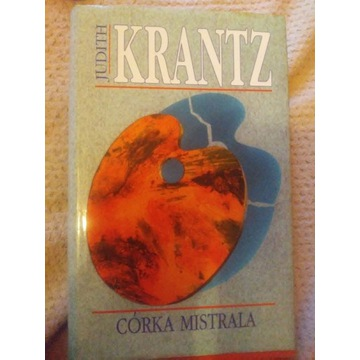 Córka Mistrala Judith Krantz