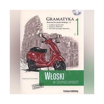 Włoski w tłumaczeniach GRAMATYKA 1 CD (mp3)