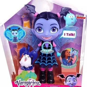 VAMPIRINA Ina Nietoperz lalka funkcyjna