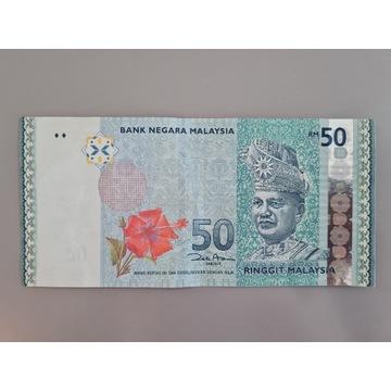Malezja - 50 Ringgit