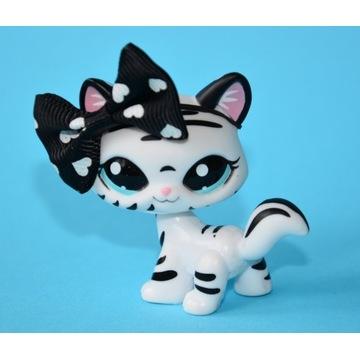 Kotek Tygrysek #1498 Littlest Pet Shop ORYGINAŁ