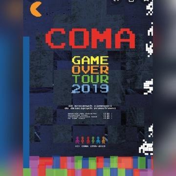 Bilet na koncert Coma