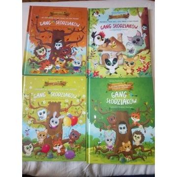 Książki Gang Słodziaków