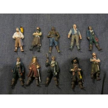 Figurki Piraci z Karaibów Hachette Czarna Perła