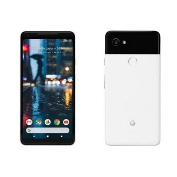 Google Pixel 2XL 128GB Bało-Czarny (panda)