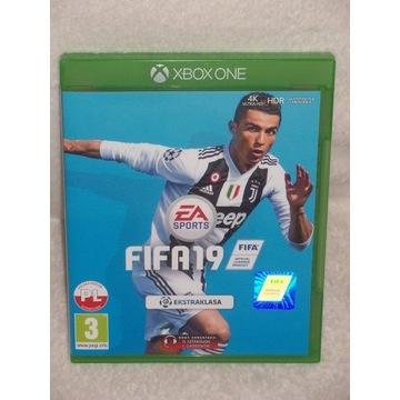 FIFA !9 + FIFA 17  XBOX ONE