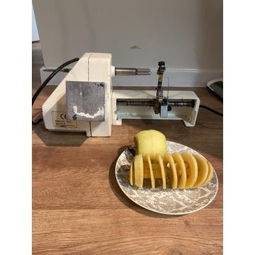 Maszyna do obierania i krojenia jabłek