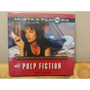 Pulp Fiction muzyka z filmu CD. NOWA