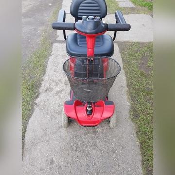 Wózek elektryczny inwalidzki