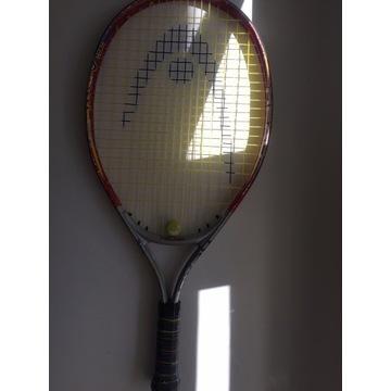Rakieta tenisowa Head + etui Artengo