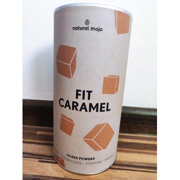 Fit Caramel Natural Mojo koktajl karmelowy