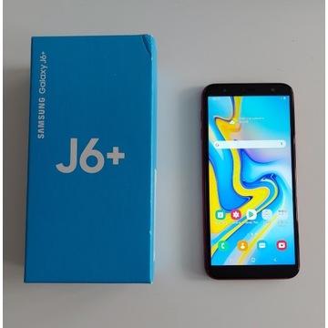 Samsung Galaxy J6+Dual SIM 32 GB czerwony