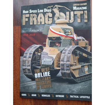 Magazyn Frag Out. Limited Edition.