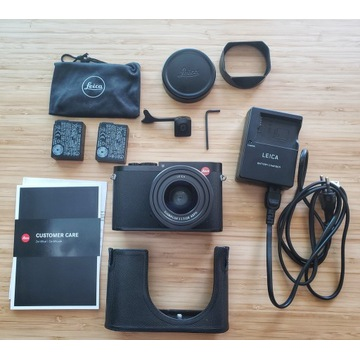 Leica Q jak nowa 2018 + Gratisy