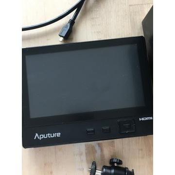 monitor podglądowy do aparatu Aputure V-screen