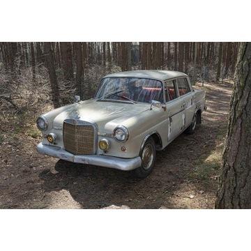 Mercedes-Benz 190D W110 Skrzydlak 1962r