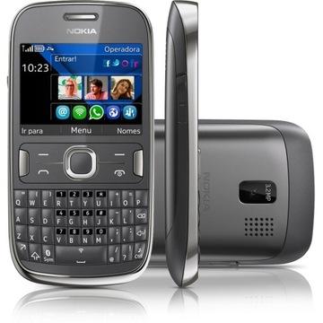 Nokia 302 PL,Mocna, Głośna , Oryginał, GW12