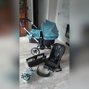 Bugaboo donkey- wózek dla bliźniaków