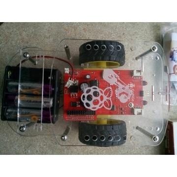Rasberry PI + GoPIGo Robot, okazja !!!