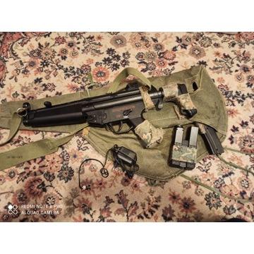 CYMA MP5A5 (CM.023) - pistolet maszynowy ASG