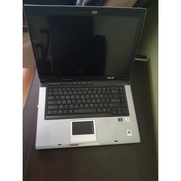 laptop ASUS X50N + mysza + podkładka + torba TANIO