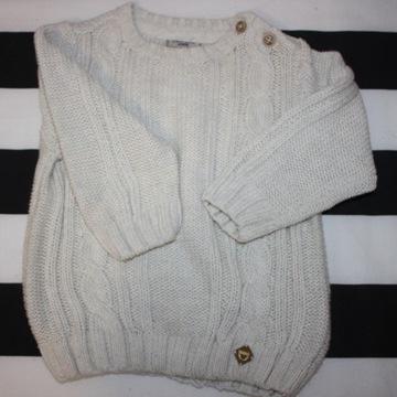 Sweter SMYK chłopiec rozm. 74 wiosna