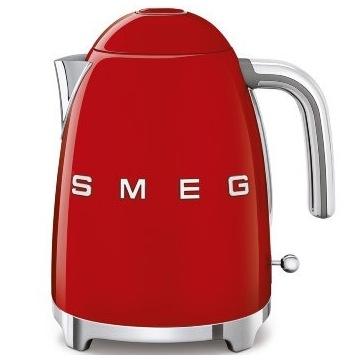 Czajnik elektryczny SMEG Czerwony KLF03RDEU
