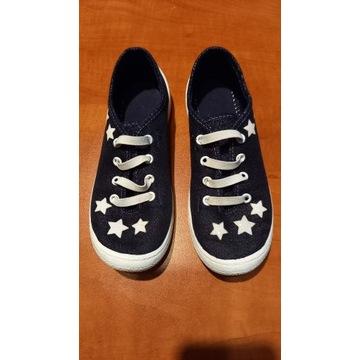Buty trampki kapcie dla dziewczynki 34
