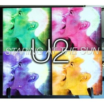 U2 / Staring At The Sun CD