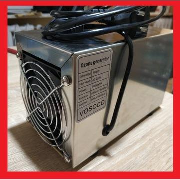 Wydajny Ozonator generator ozonu 48g/h Dezynfekcja