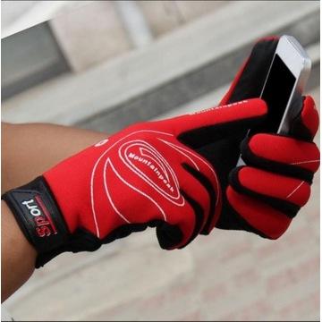 rękawiczki sportowe/ciepłe/ rower,fitness,siłownia
