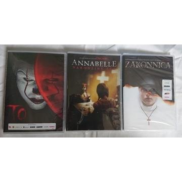 Zakonnica+To+Annabelle zestaw 3 dvd