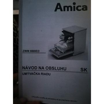 Zmywarka Amica