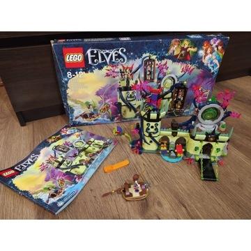 Lego Elves Ucieczka z fortecy KrólaGoblinów 41188