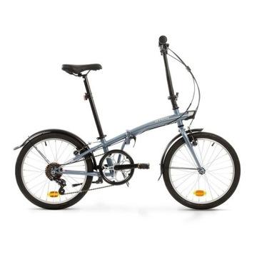 Rower Składany Wakacyjny 2021 6 przeżutek 20 cali