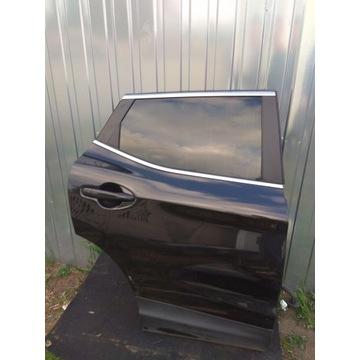 Drzwi tylne prawe NissanQashqai  J11,13-17rlak.Z11
