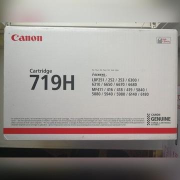 Canon oryginalny toner  H719