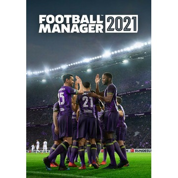 !OKAZJA! FOOTBALL MANAGER 2021 + TOUCH - St*a*