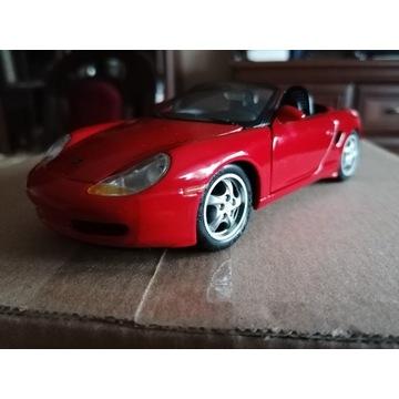 Porsche Boxster 1:24 Maisto.
