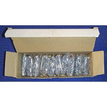 Osłonki spawów termokurczliwe 45mm fi:2,4mm 100szt