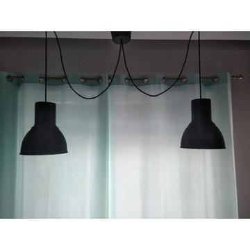 Lampa wisząca podwójna styl Skandynawski