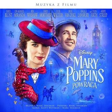 Mary Poppins Powraca (Soundtrack)