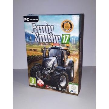 Farming Simulator 17 PC wersja pudełkowa BOX