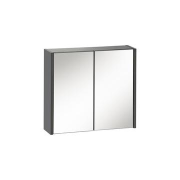 IBIZA ANTHRICITE 840 - Szafka z lustrem 60 Antracy