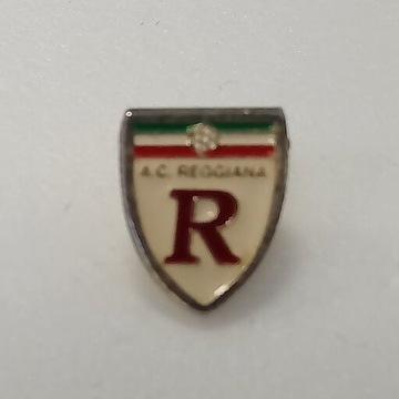 Odznaka włoskiego klubu A.C. Reggiana
