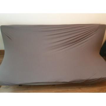 Elastyczny pokrowiec na kanapę sofę 145-185 szary