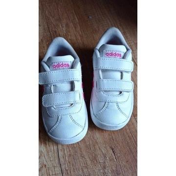 Adidas Court białe 23