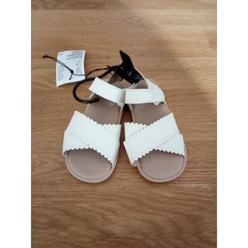 Sandały H&M Nowe roz. 22