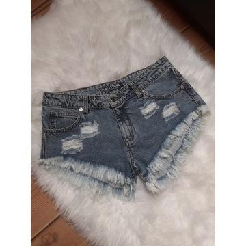 Szorty jeansowe Missdenim 12